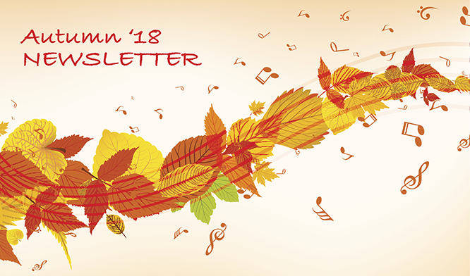 Autumn 2018 Newsletter