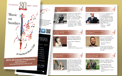 New Brochure Out Now!