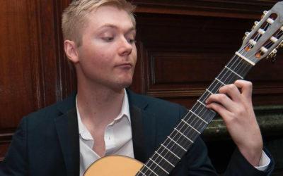 Impromptu Concert Goes Online at Hertford Music Club