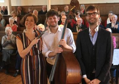 Chris Eldred Trio
